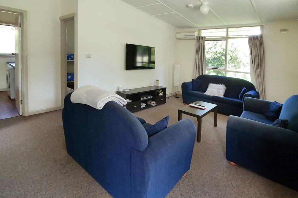 Cottage 4 Lounge