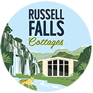 Russell Falls Holiday Cottages - Tasmanian Wilderness Experience, Accommodation & Fly Fishing